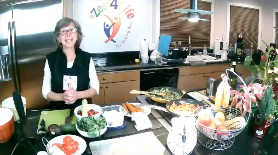 Peta Cohen of Total Life Center Shares Healthy Holiday Brunch Ideas